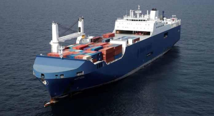 carguero saudí Bahri Yanbu