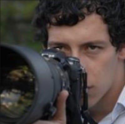 Federico Ríos fotoperiodista