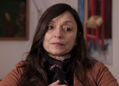 Javiera Parra cantante