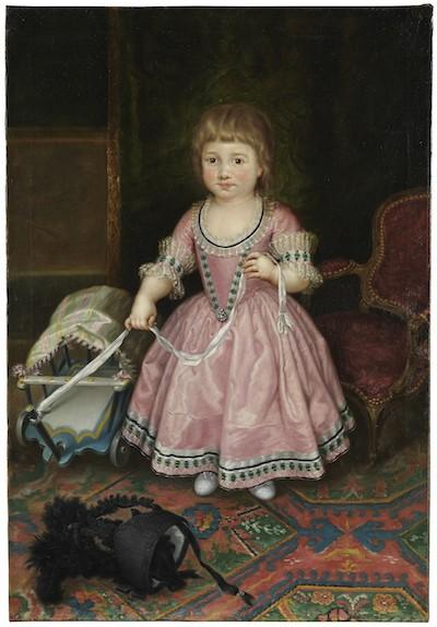 Museo del Prado. Sala 39. Infanta María Isabel de Borbón