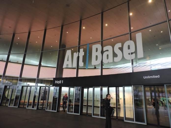 Art basel entrada