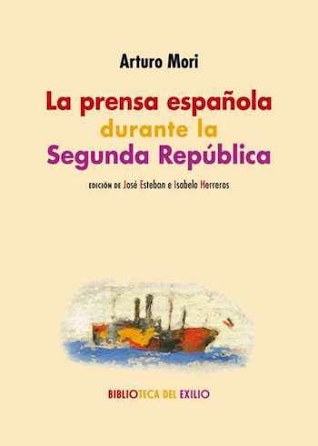 Arturo Mori Prensa republicana cubierta