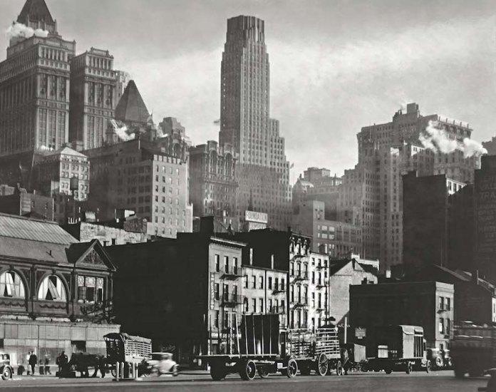 BAbbott NY Wall Street 1932