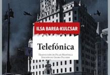 Ilsa Barea Telefónica