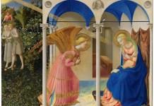 Prado Fra Angelico La Anunciación