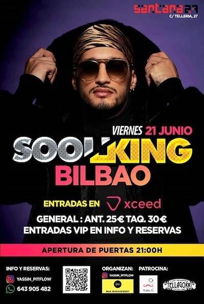 soolking rap Bilbao