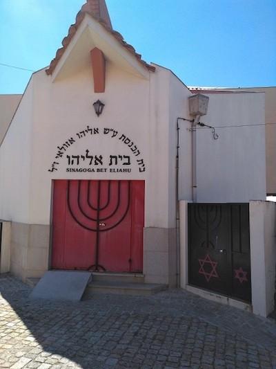 Belmonte Portugal sinagoga