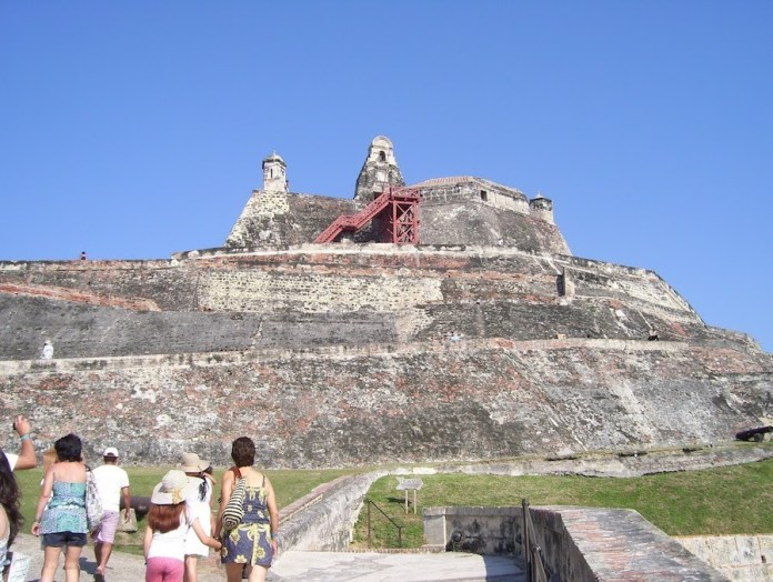 Cartagena de Indias fortaleza