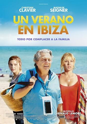 Un verano en Ibiza cartel