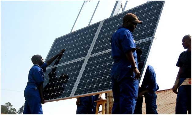 Burkina Faso energía solar
