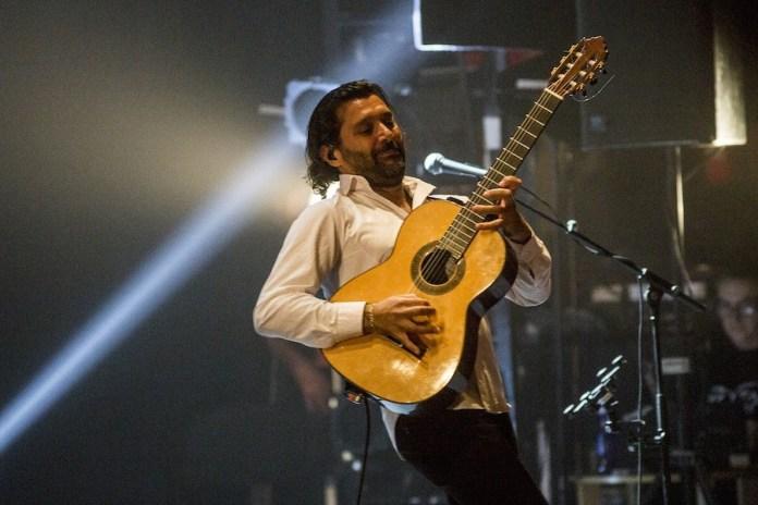 ©Javier Fergo: Josemi Carmona en Flamenco On Fire 2019, Pamplona