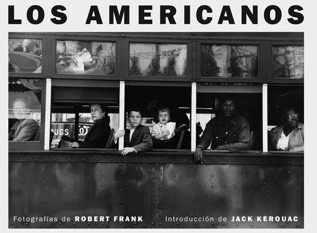 Robert Frank Los americanos