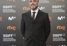 Alex Abril: José Luis Torres Leiva en el Festival de Cine de San Sebastián, 2019.