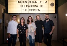 ECAM Convocatoria The Screen 2019