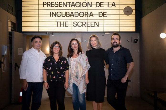 ECAM Convocatoria The Screen 2019