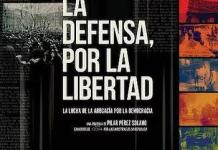 La defensa por la libertad cartel
