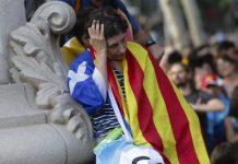 Tensar la cuerda en Cataluña