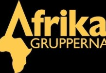 Afrika Gupperna logo