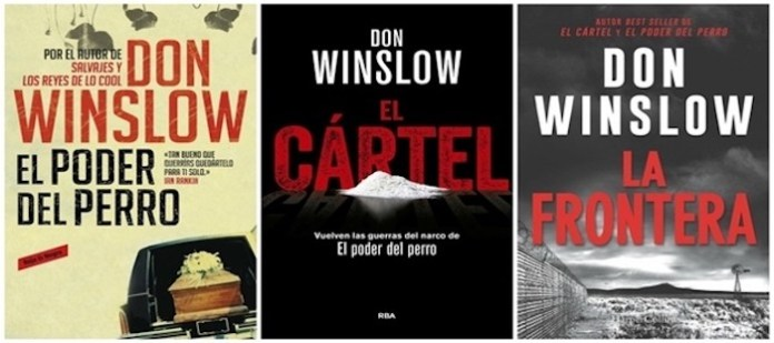 Don Winslow trilogia
