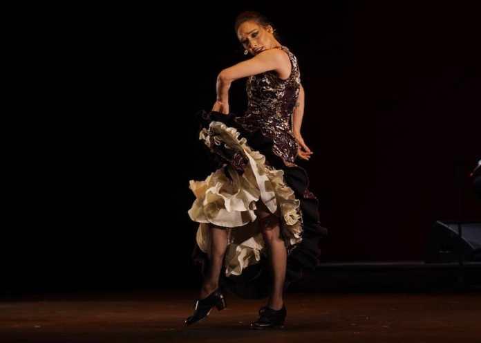 Florencia Oz baile flamenco