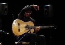 José Fermín Fernández guitarra