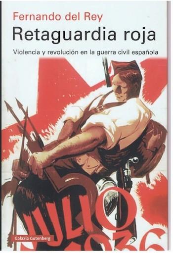 Retaguardia roja Fernando del Rey cubierta