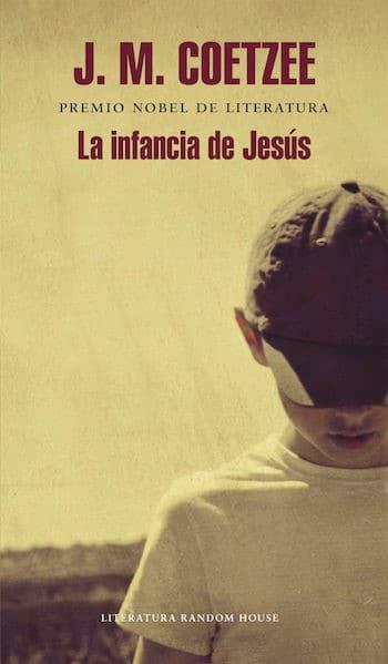 Coetzee La infancia de Jesus portada
