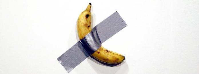 Comedian plátano
