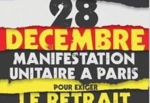 Francia huelga 28DIC2019