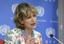 ONU/Manuel Elias Agnes Callamard, relatora especial sobre ejecuciones extrajudiciales
