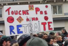 Julio Feo: en París se ha reivindicado este 5 de diciembre de 2019 mantener el sistema público de pensiones sin los recortes propuestos por el Gobierno Macron