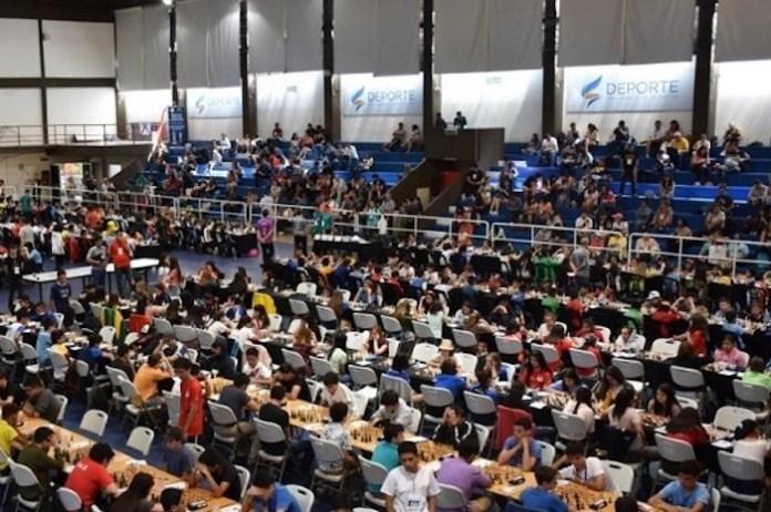 Panorámica del XVI Festival de la Juventud de ajedrez en Buenos Aires