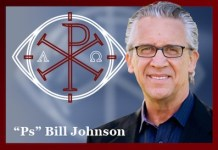 Bill Johnson pastor evangélico