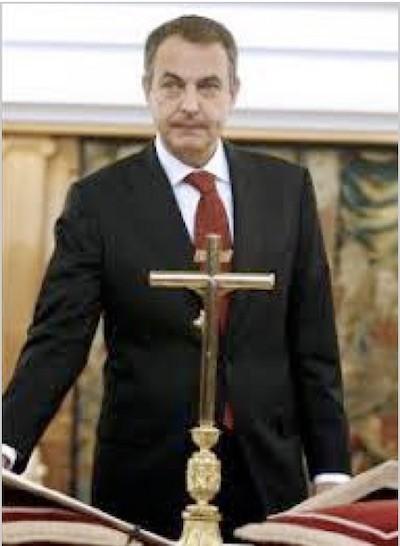 José Luis Rodriguez Zapatero promete