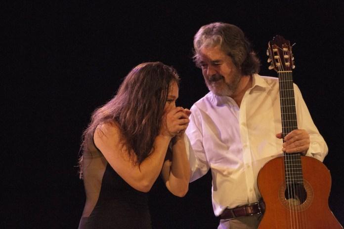 Sandy Korzekwa Nimes 2020 Rocío Molina y Rafael Riqueni