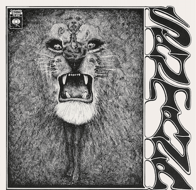 Santana: cubierta de Santana