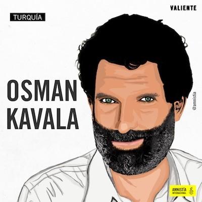 AI cartel Osman Kavala