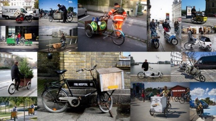 European Cyclist Federation (ECF): Cargo Bike Crazy