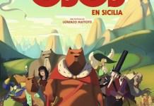 La invasión de osos en Sicilia cartel