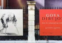 Prado 200 Goya dibujos