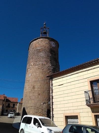 Cubo de la Torre del Reloj de Alcañices