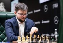 El ajedrecista francés Maxime Vachier-Lagrave encabezaba la clasificación del Torneo