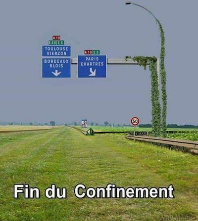 Francia fin confinement