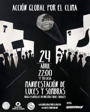 Greenpeace cartel 24ABR2020