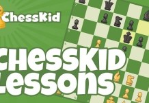 Logotipo de Chess Kids