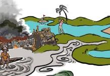 Vía campesina ilustraciones