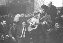 Bob Dylan en Londres, 1965