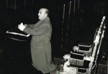 Franco en 1960