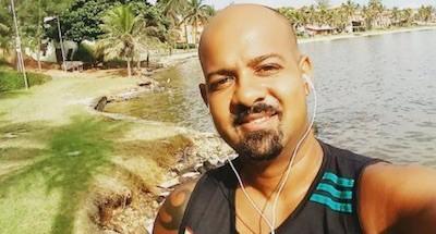 Periodista Leonardo Pinheiro (Foto tomada de Portal Imprensa)