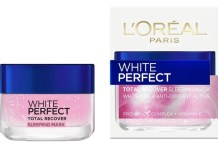 L Oreal white perfect